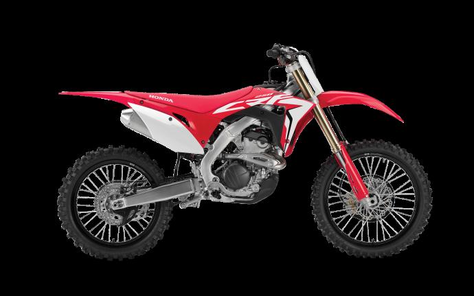 Honda CRF250R 2019