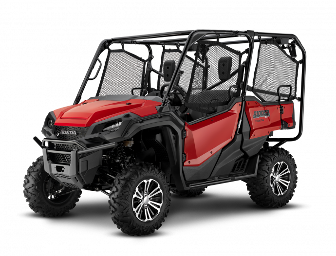 Honda Pioneer 1000-5 Deluxe 2019
