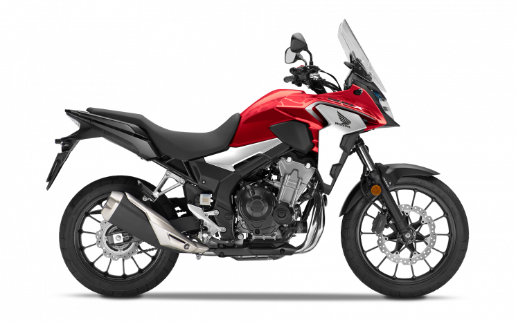 Honda CB500X 2019