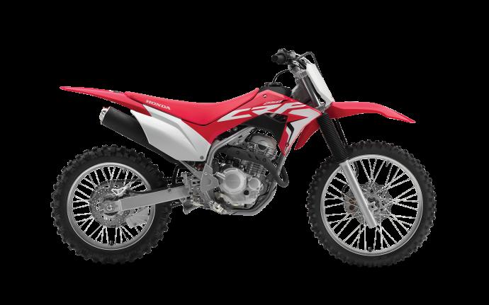 Honda CRF250F 2019