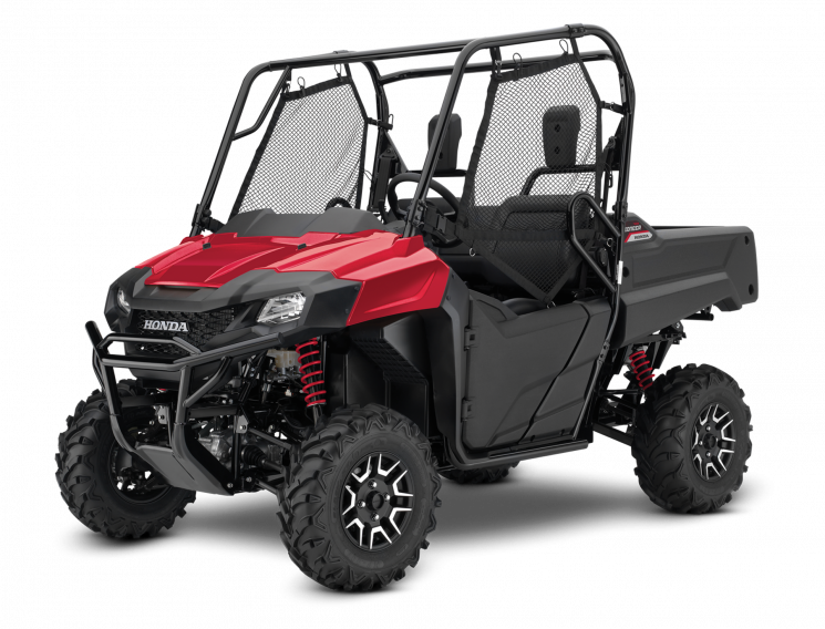 Honda Pioneer 700-2 Deluxe 2021