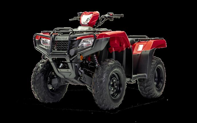 Honda Foreman 520 ES EPS 2021