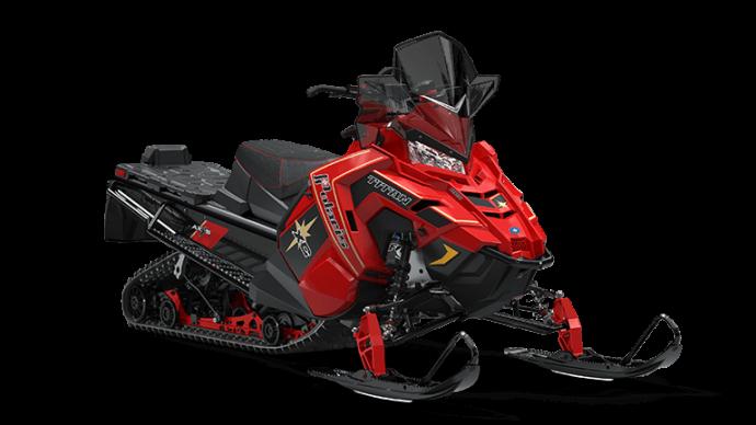 Polaris 800 TITAN XC 155 2021