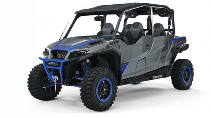 Polaris GENERAL XP 4 1000 Factory Custom Edition 2021