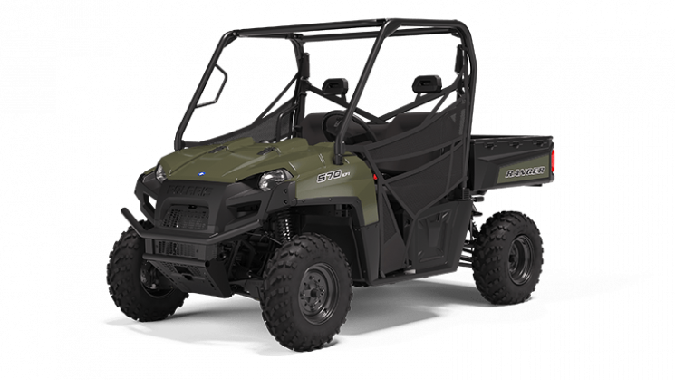 Polaris RANGER 570 Full-Size 2021