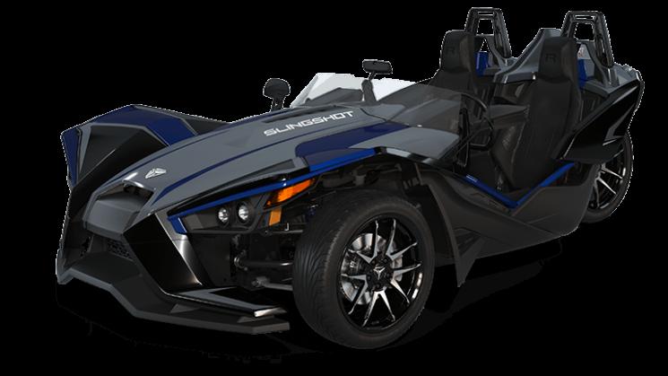 Polaris SLINGSHOT R Stealth Blue (MANUEL) 2021